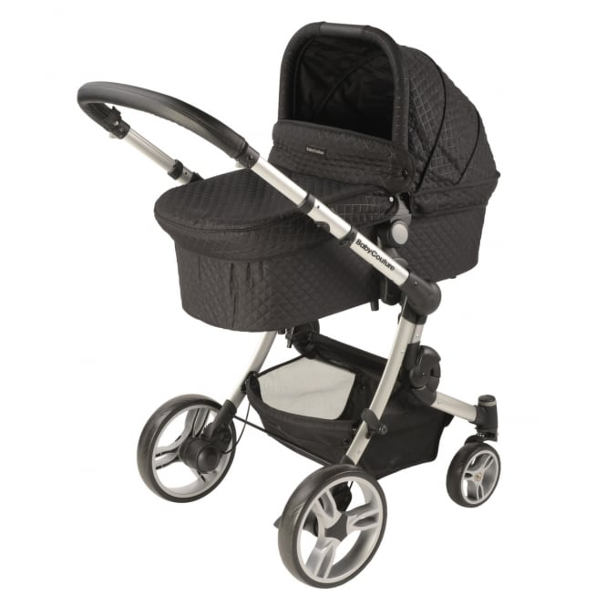 Baby Couture Senses - Quilted Black