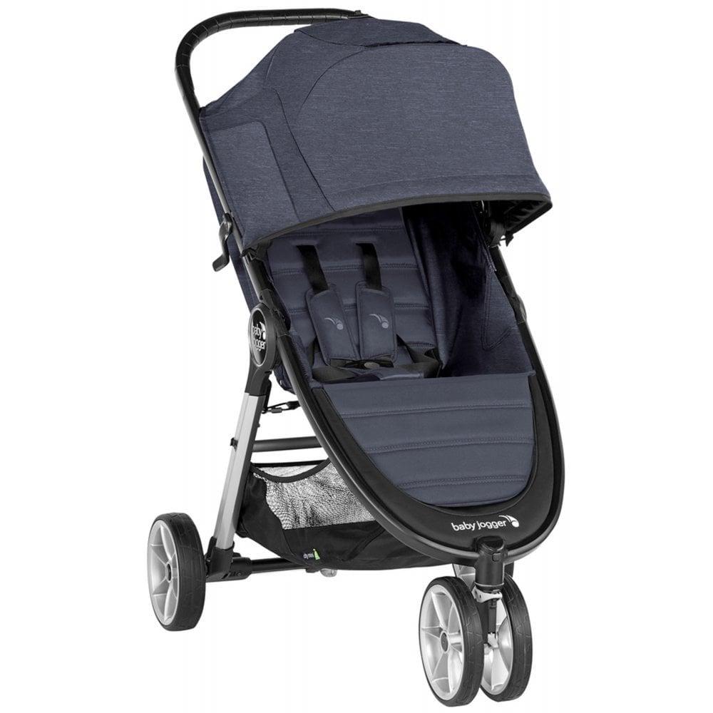 Baby Jogger City Mini 2, 3 Wheel Single Stroller - Carbon ...