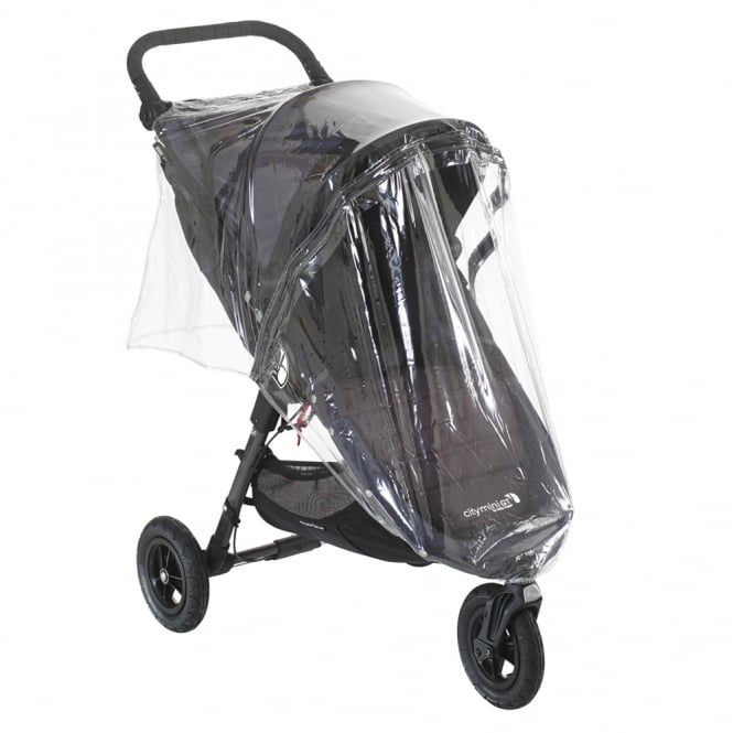 Baby Jogger GT/Mini Single with Carrycot Raincover