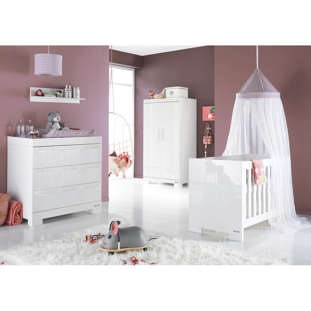 Babystyle Aspen 4 Piece Room Set