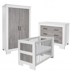 Chicago 3 Piece Room Set