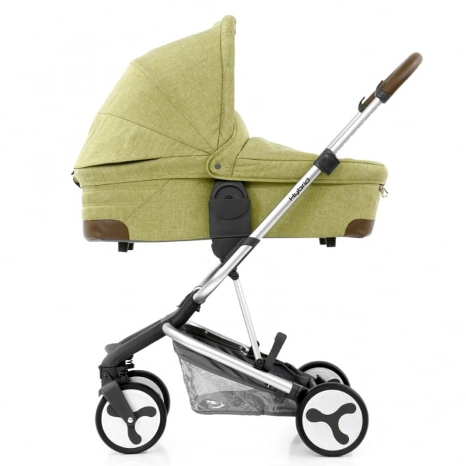 BabyStyle Hybrid City + Free Carrycot - Pistachio