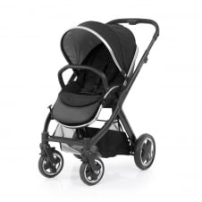 Oyster 2 Pushchair - Black Chassis - Ink Black