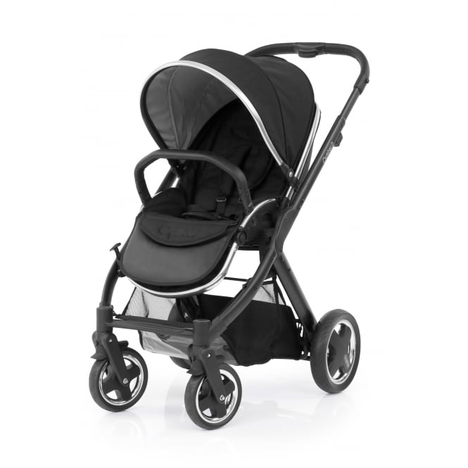 BabyStyle Oyster 2 Pushchair - Black Chassis