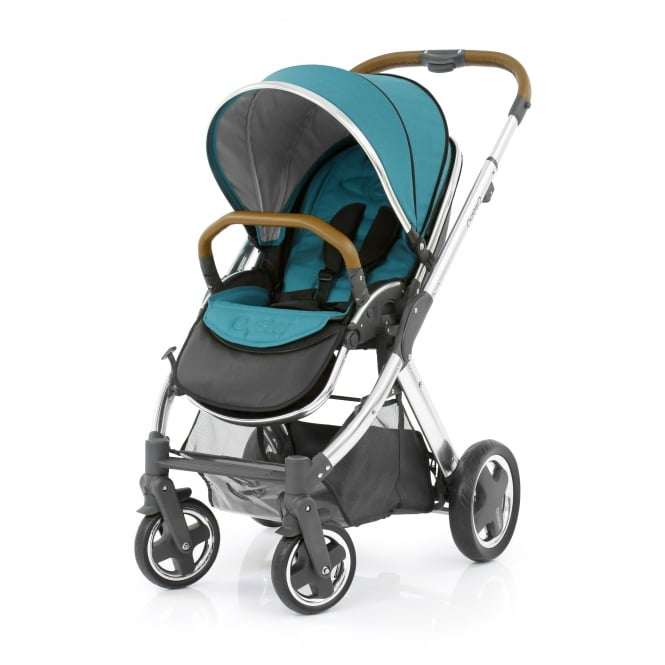 BabyStyle Oyster 2 Pushchair - Mirror Chassis