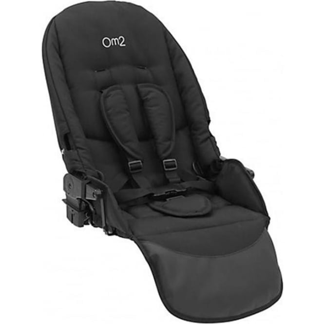 BabyStyle Oyster Max Lie Flat Tandem Seat