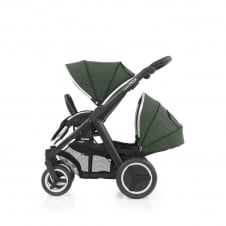 Oyster Max Tandem - Black Chassis - Olive Green