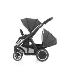 Oyster Max Tandem - Black Chassis - Tungsten Grey