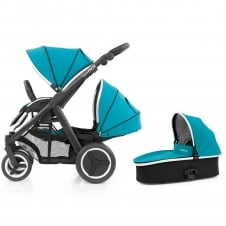 Oyster Max Tandem + Carrycot