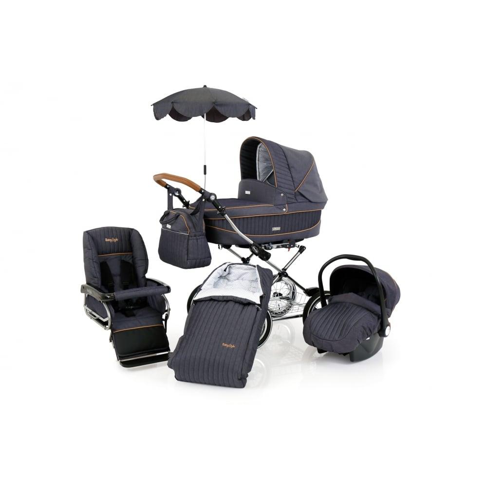 Babystyle Prestige Free Car Seat Prams Amp Pushchairs