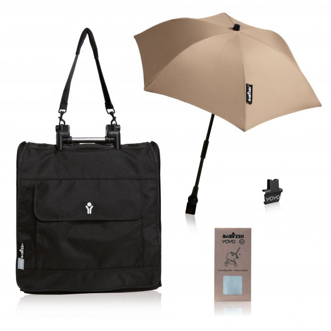 BabyZen Travel Bundle 0+