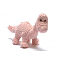 Organic Knitted Diplodocus