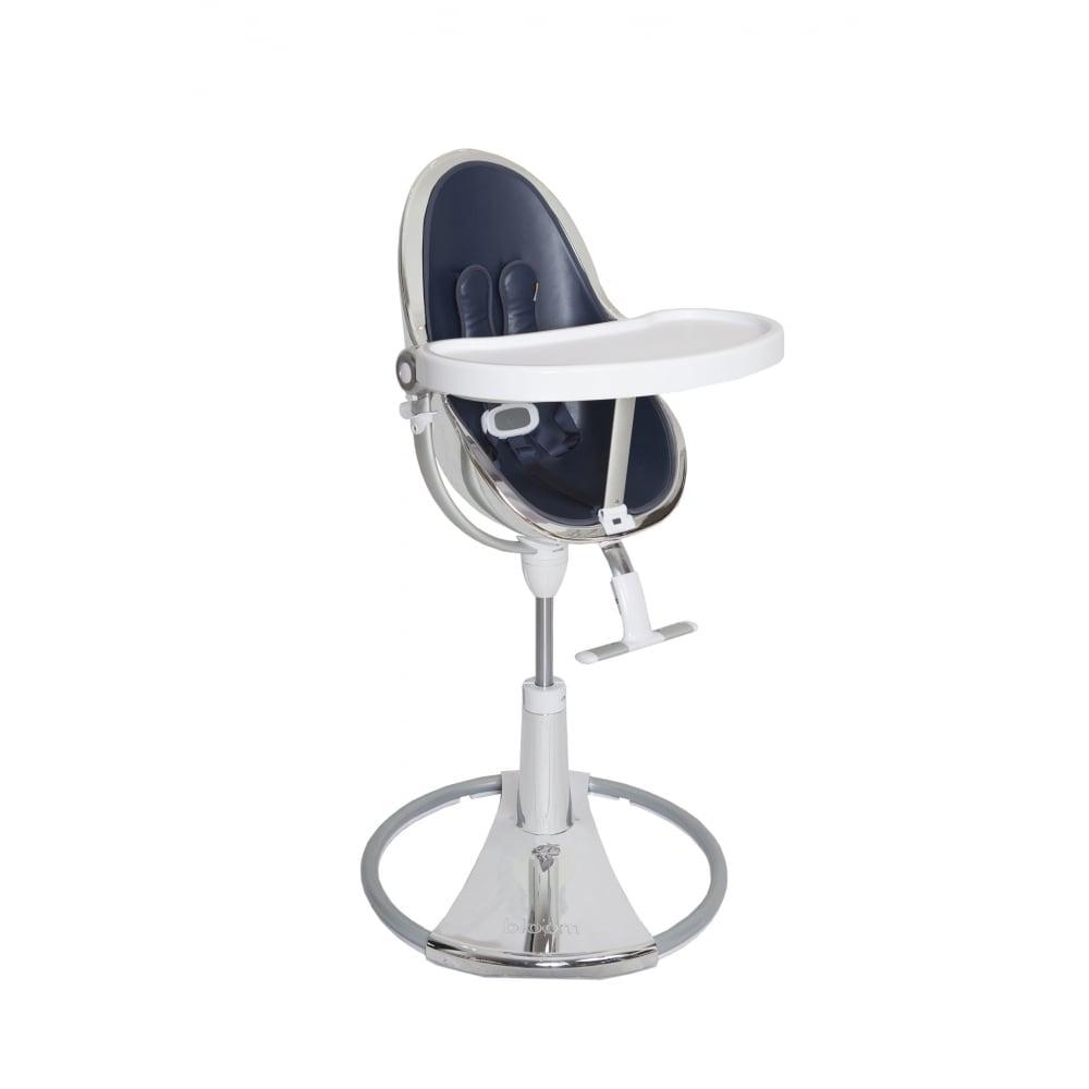 Fresco Chrome Contemporary Baby Chair - Silver Frame - Midnight Black  sc 1 st  Pram Centre & Bloom Fresco Chrome Contemporary Baby Chair - Silver Frame ...