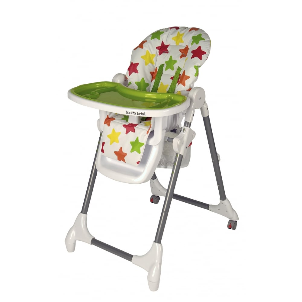 Feed Me Now Highchair  sc 1 st  Pram Centre & Bonito Bebé Feed Me Now Highchair - High Chairs u0026 Feeding from ...