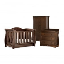 Sleigh Royale 3 Piece Room Set