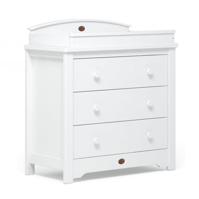 Boori Universal 3 Drawer Chest - With Tray