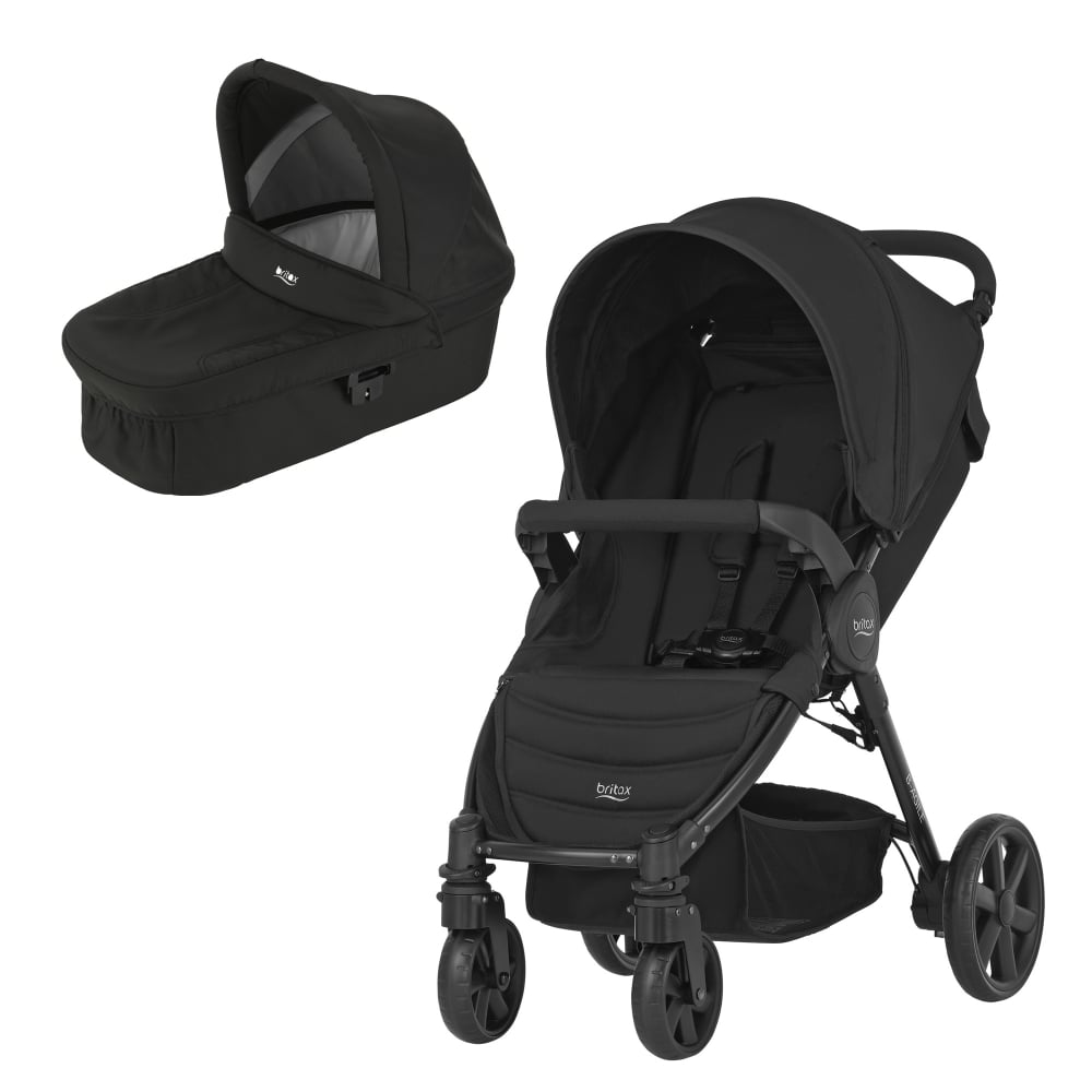 Britax B-Agile 4 3in1 - Prams & Pushchairs from pramcentre UK