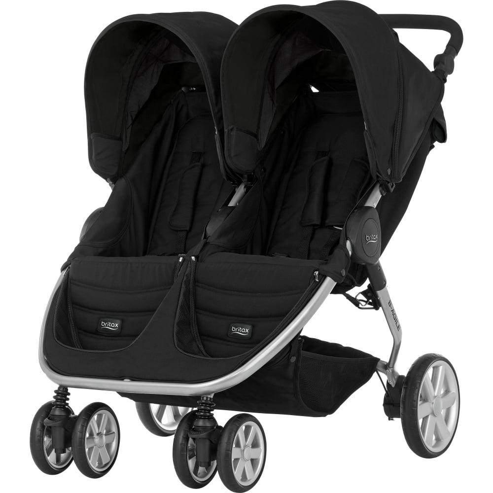 Britax B-Agile Double - Prams & Pushchairs from pramcentre UK