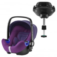 Baby-Safe i-Size + i-Size Flex Base Bundle