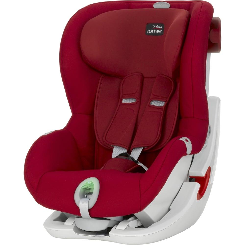 britax king ii ats car seats from pramcentre uk. Black Bedroom Furniture Sets. Home Design Ideas
