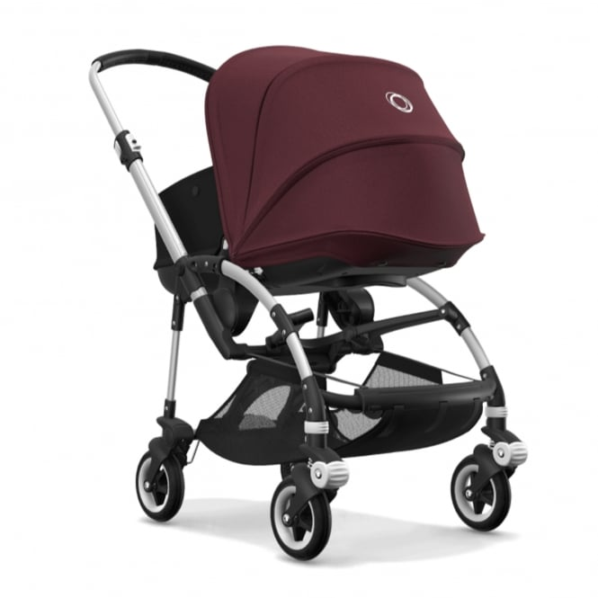 Bugaboo Bee⁵ 3in1 Aluminium - Red Melange