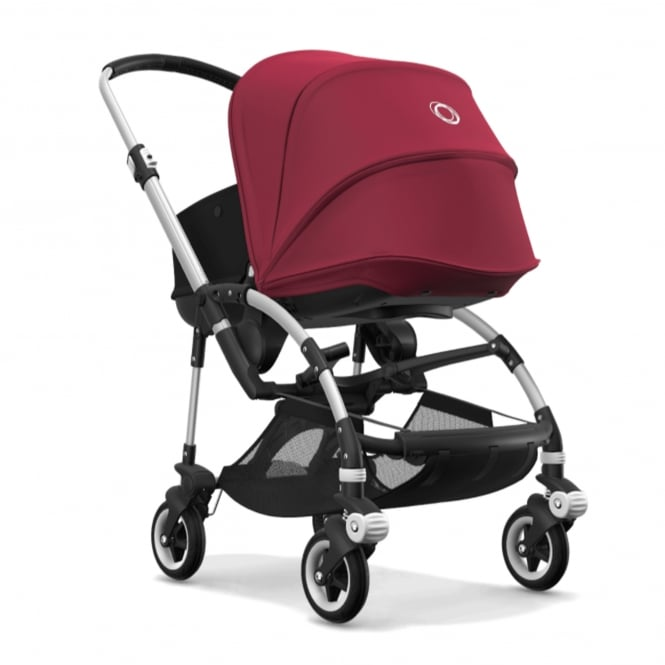 Bugaboo Bee⁵ 3in1 Aluminium - Ruby Red