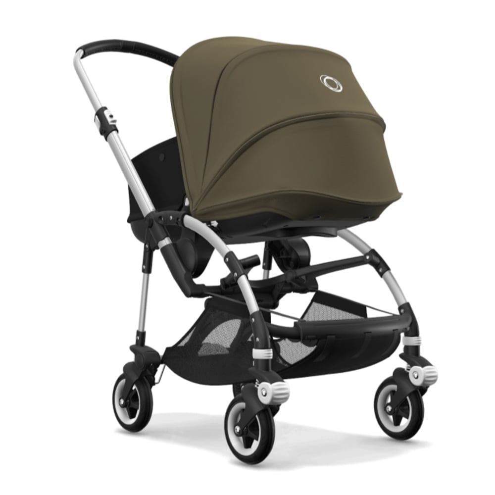 Beeu2075 3in1 Pushchair - Olive Green  sc 1 st  Pram Centre & Bugaboo Beeu2075 3in1 Pushchair - Olive Green - Prams u0026 Pushchairs from ...