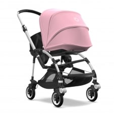 Bee⁵ 3in1 Pushchair - Soft Pink