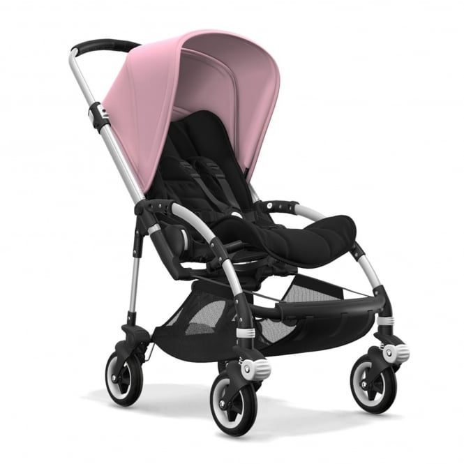 Bugaboo Bee⁵ Pushchair Aluminium - Soft Pink
