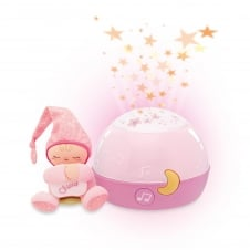 Goodnight Stars Baby Night Light Projector