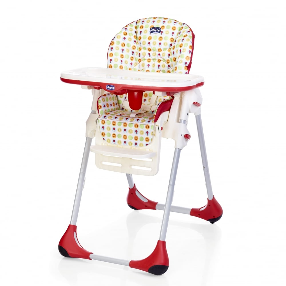 Chicco polly easy high chairs feeding from pramcentre uk - Chicco chaise haute polly 2 en 1 ...