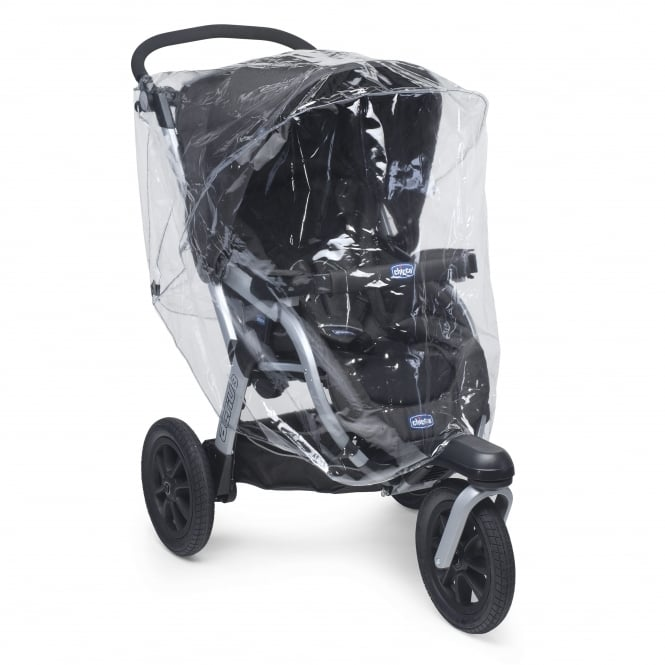 Chicco Raincover for Three Wheeler Stroller