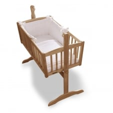 Marshmallow 2 Piece Crib Bedding Set