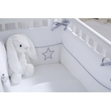 Silver Lining 2 Piece Crib Set