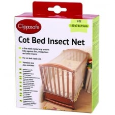 Cot Bed Insect Net CL175
