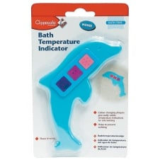 Dolphin Bath Temperature Indicator