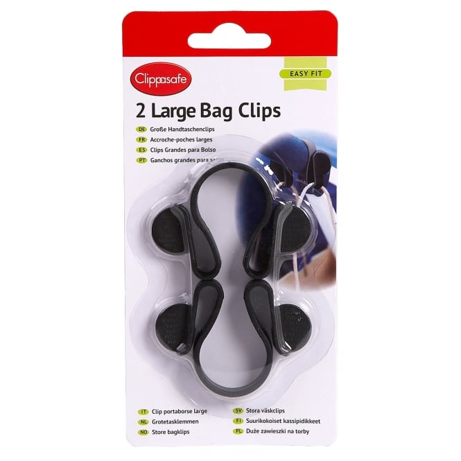 Clippasafe Large Bag Clips CL325