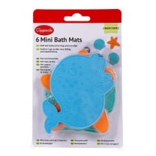 Mini Bath Mats 6 pack