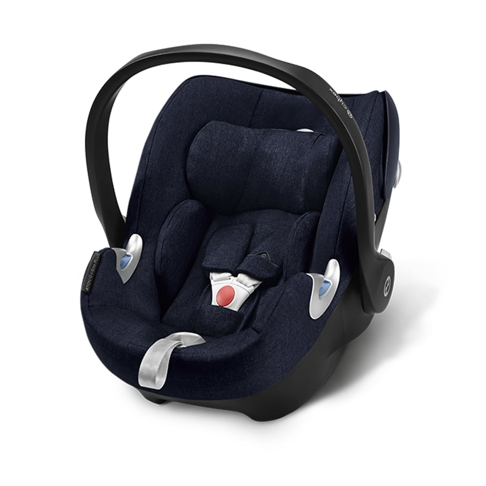 cybex aton q plus i size car seats carriers luggage from pramcentre uk. Black Bedroom Furniture Sets. Home Design Ideas