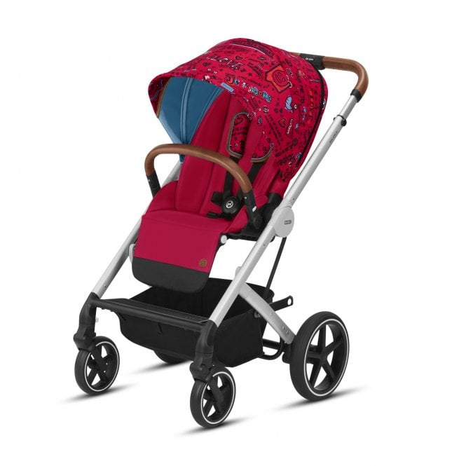Cybex BALIOS S FASHION EDITION - Love/Red