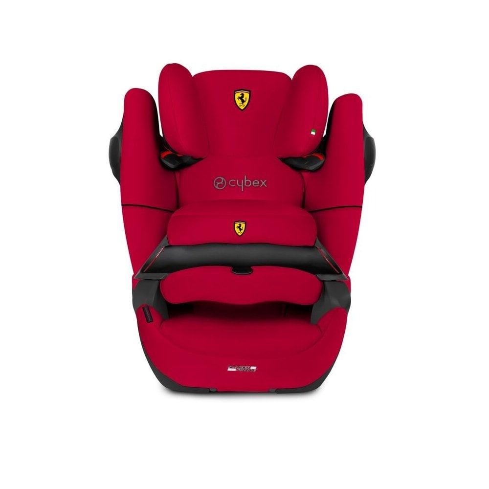 Cybex Pallas M Fix Sl Car Seat Scuderia Ferrari Car Seats