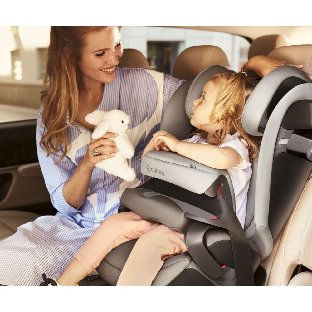 Cybex Pallas S Fix Car Seats Carriers Luggage From Pramcentre Uk