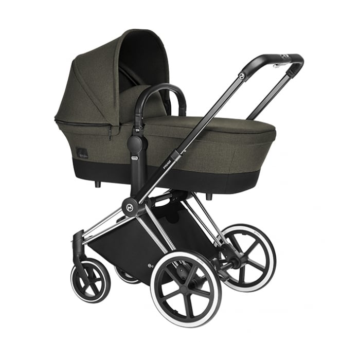 Cybex PRIAM Carrycot & 2in1 Light Seat