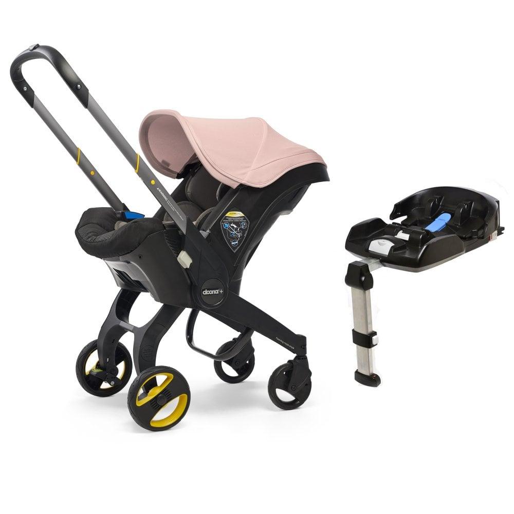 Doona Doona Infant Car Seat Isofix Base Blush Pink
