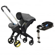 Doona Infant Car Seat + Isofix Base - Storm