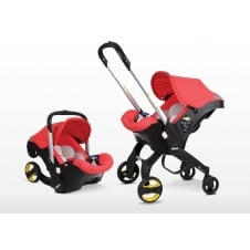 Doona Infant Car Seat + Raincover