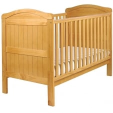 Country Cot Bed - Antique