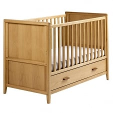 Dorset Cot Bed With Drawer
