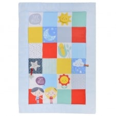 Patchwork Activity Mat