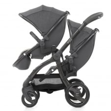 Tandem + 2 Carrycots - Quantum Grey Package